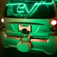 One among six different EV makes