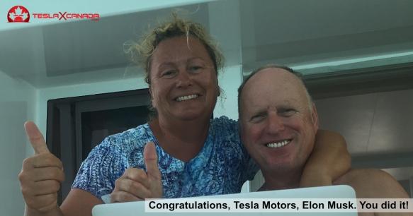 Congratulations Tesla Motors