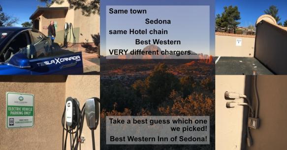 Sedona chargers
