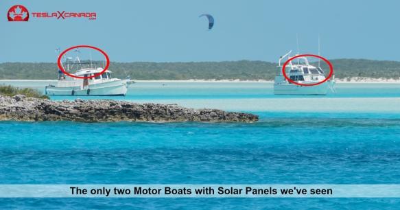 Solar Motor Boats