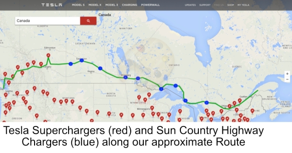 Solar Powered across Canada1