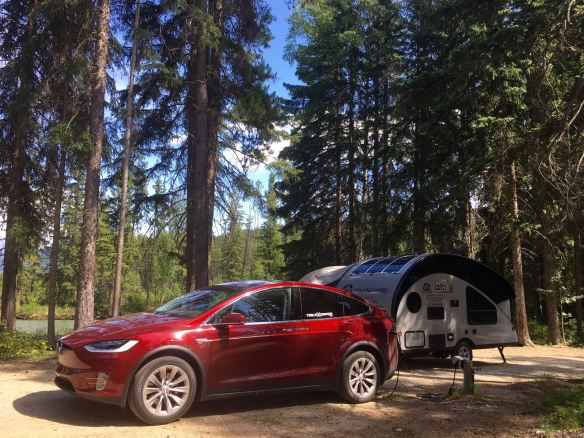 2016-06-19 Canoe River Campground - 3