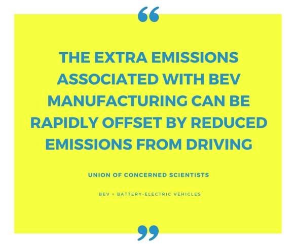A cradle-to-grave analysis finds driving an electric car in California creates less greenhouse gas emissions than even the most efficient gasoline vehicle-3