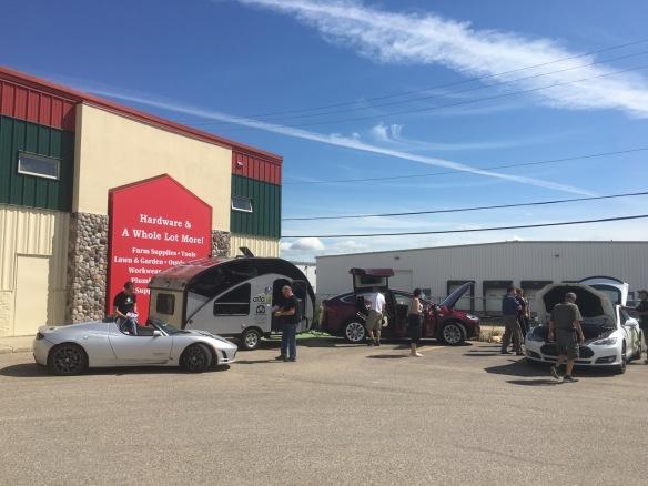 Peavey Mart Saskatoon Event