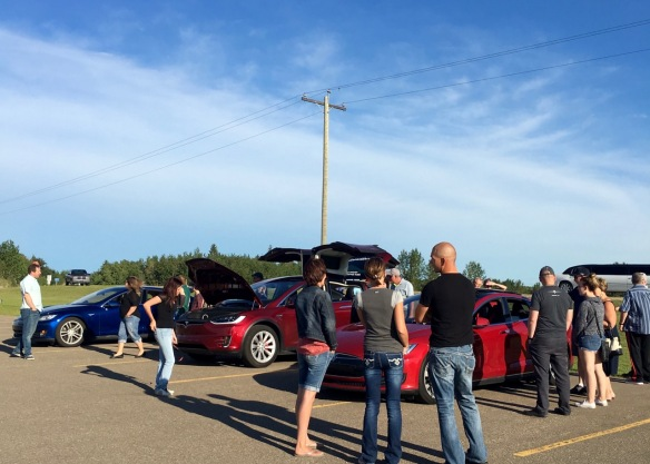 Red Deer Cruise Night - 1